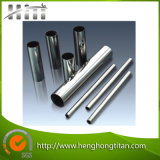 AISI 304 Stainless Steel Welded Round Tube et Pipe