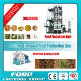 Proyecto del pienso de la eficacia alta con el embalaje manual (SKJZ4800)