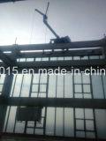 Strumentazione Bmu di accesso della facciata per pulizia di finestra della costruzione