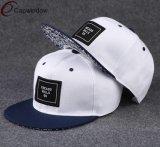 Классицистический шлем Snapback с сплетенной заплатой