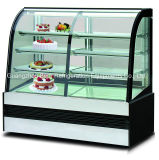 Marble commerciale Cake Pastry Display Refrigerator con Ce