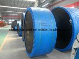 Correia transportadora do cabo de aço resistente do rasgo