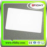 Bajo Costo tarjeta RFID en blanco en blanco Inteligente IC chip