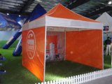 PVC Fabric Roof를 가진 Upal Cheap Folding Steel Gazebo Tent