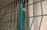 Поставкы Yaqi фабрики Anping загородка сваренной сетки верхней двухсторонняя