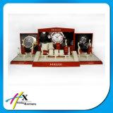 Présentoir acrylique en bois de montre-bracelet de bonne qualité