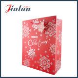 Le Joyeux Noël personnalisent différentes tailles bon marché faites le sac de vêtements de papier
