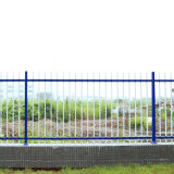 A prueba de herrumbre/antiséptico/cerca de acero de la seguridad de la alta calidad para el jardín