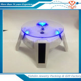 LED Power Jewelry Display Stand를 가진 태양 Rotary