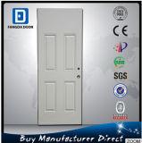 Porte de panneau en acier de panneau de modèle meilleur qu'en bois de porte