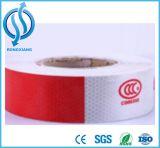 Cinta amonestadora de la marca del PVC para las áreas amonestadoras