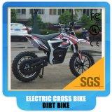 Dirtbike cruzado eléctrico
