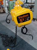 5ton Fixed Type Electric Chain Hoist Dual Speed