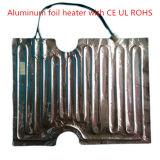 冷却装置のフリーザーのためのアルミホイルのヒーター