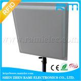 Leitor de cartão Integrated da escala longa da freqüência ultraelevada RFID