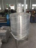 Réservoir de mélange de Fermentator de fermentation de réservoir d'eau de réservoir à lait de réservoir de stockage