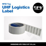 Бирка бумаги RFID UHF пассивная для контроля инвентаря