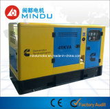 Leiser 250kw Weichai Dieselenergien-Generator des hohen Renommee-