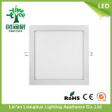 セリウムRoHS Approvedとの高品質15W 18W 24W LED Ceiling Panel Light