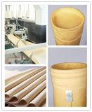 Saco de filtro de aço de Nomex do filtro da casa do saco da extração das emanações da fornalha de derretimento