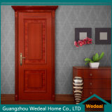 Porte de panneau simple en bois moderne pour la famille (WDHO70)