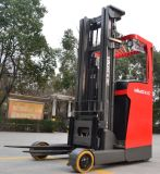 A venda quente assentou o tipo Forklift do alcance