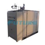 Chaudière à vapeur électrique horizontale de pouvoir étendu