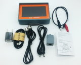 Una manopola HD-Ahd, CCTV HD (CT600AHD) da 4.3 pollici del tester delle macchine fotografiche di Cvbs