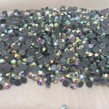 Ss20 Crystal AB Hot Fix Rhinestones für Garment Accessories