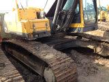Excavador usado de la pista de Volvo Ec240blc, excavadores de segunda mano de la correa eslabonada