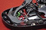 El competir con caliente de 2016 ruedas 200cc/270cc 4 de interior va Kart con el certificado plástico del Ce del paso de los parachoques Gc2008 de la seguridad