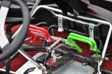 Hete Wielen 200cc/270cc die 4 BinnenGo-kart met Plastic Van de Pas van de Bumper Gc2008 van de Veiligheid Ce- Certificaat rennen