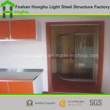 Fornitore a due camere della Camera del contenitore della struttura d'acciaio/ufficio provvisorio