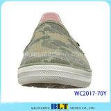 BRITISCHE Staatsflagge-Segeltuch-Schuhe