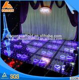 Etapa al aire libre movible de aluminio del concierto de la venta caliente