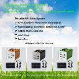 Beweglicher Minisolarbeleuchtung-Installationssatz mit MP3 und Radiofunktion