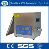 Lavadora ultrasónica industrial continua Ytd-11-168 para el vidrio, piezas