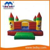 Смешной оживлённый замок, тип раздувной замок Txd16-222290 парка атракционов