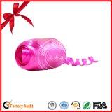 Пластичное завивая яичко тесемки для украшения рождества