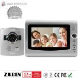 7 Zoll verdrahtetes videotür-Telefon für einzelne Landhaus-Wechselsprechanlage
