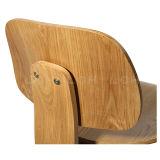De klassieke Stoel van het Triplex van de Stijl Eames Gevormde