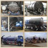 carro de la succión de las aguas residuales del vacío de 6X4 LHD/Rhd 15000liter/15cbm/15m3/15000L