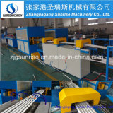 PVC Corner Bead Profile Production Line mit Punching Machine