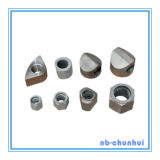 Engineering Machinery Nut Quartering Hammer Nut Hex Nut M60