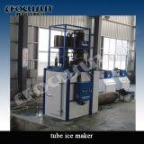 Máquina de gelo de tubo pequeno de 3tons