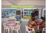 Bewegliche Klimaanlagen-Sumpf-Kühlvorrichtung für Strand Caffeshop