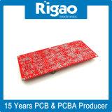 Door Gat en Oppervlakte zet PCB op