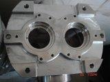 CNC que faz à máquina a carcaça da fundição de aço inoxidável