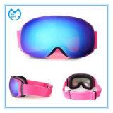 No Myopia lentes intercambiables Gafas deportivas de esquí con lente extraíble