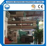 3t -5t / Hour Alimentation animale Alimentation Pellet Mill / Poultry Feed Mill Ligne de production complète